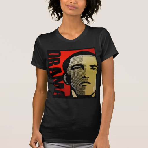 Obama - Yes We Can Tee Shirt