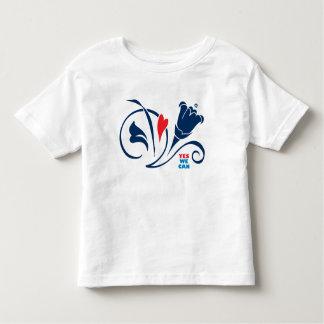 Obama - Yes We Can, Toddler T-Shirt, lt. blue Toddler T-shirt