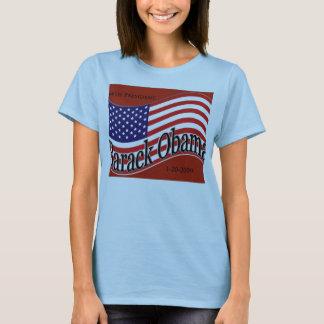 "Obama ""Yes we did"" Tee Shirt"