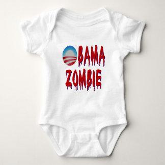 Obama Zombie Baby Bodysuit
