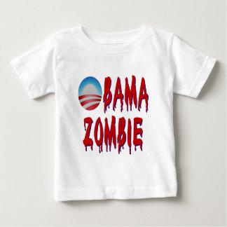 Obama Zombie Baby T-Shirt