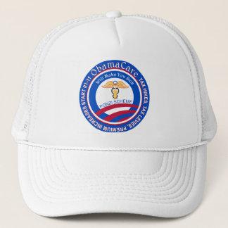 OBAMACARE5 TRUCKER HAT