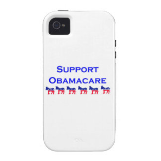 Obamacare 2 with donkey case for the iPhone 4