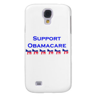 Obamacare 2 with donkey galaxy s4 cover