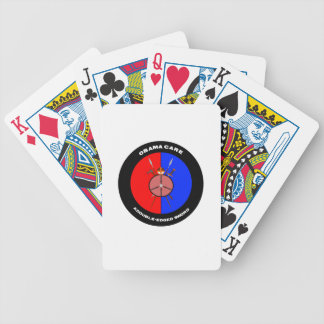 Obamacare A Double-Edged Sword (Swords) Bicycle Playing Cards
