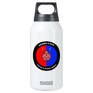 Obamacare A Double-Edged Sword (Swords) SIGG Thermo 0.3L Insulated Bottle