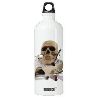 obamacare aluminum water bottle