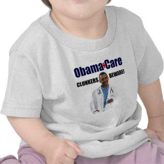 ObamaCare anti Camiseta