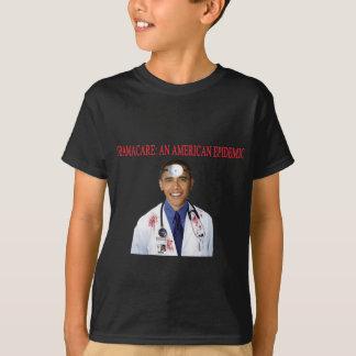 Obamacare Anti Obama Health Care Apparel T-Shirt