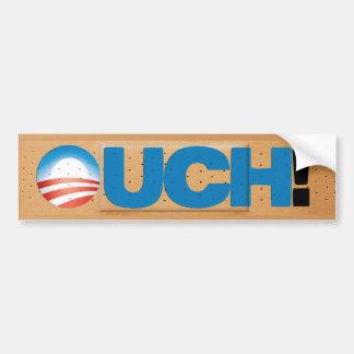 ObamaCare anti: ¡OUCH! Pegatina Para Auto