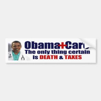 ObamaCare anti Pegatina Para Auto