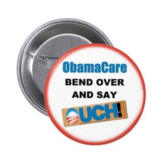 ObamaCare anti Pin Redondo 5 Cm