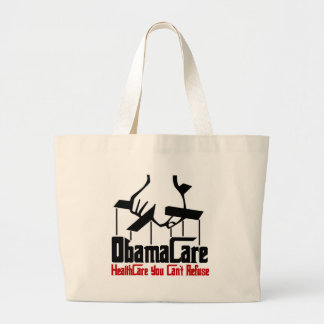ObamaCare Tote Bags
