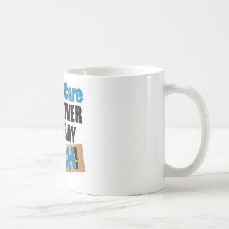 ObamaCare: Bend Over Classic White Coffee Mug