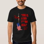Obamacare Big Deal Hanging By A Thread T-shirts