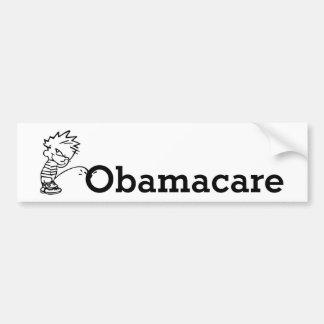 Obamacare Bumper Sticker