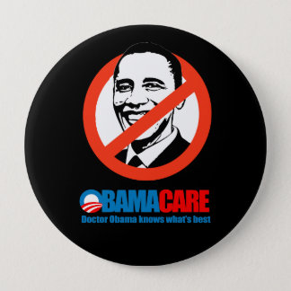 Obamacare - Doctor obama knows what's best Button