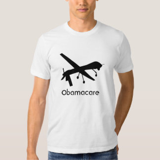 'Obamacare' Drone T-shirt