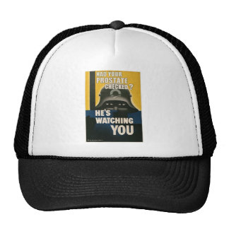 ObamaCare: Had Your Prostate Checked? Trucker Hat