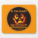 ObamaCare Halloween Mousepad