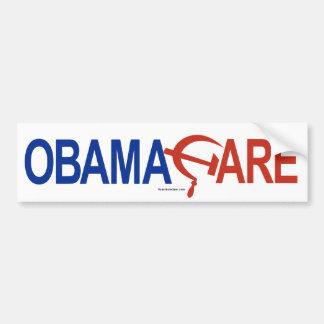 Obamacare - Hammer & Sickle Bumper Sticker