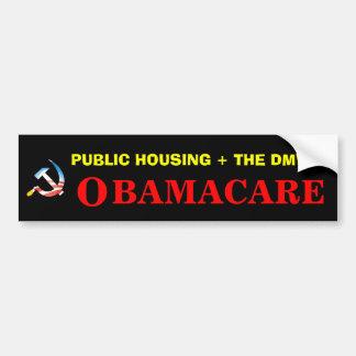 Obamacare Health Care Bumper Sticker Car Bumper Sticker