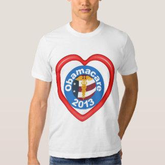 Obamacare Heart Mens T-shirt