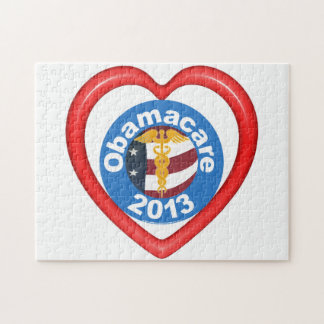 Obamacare Heart Puzzle