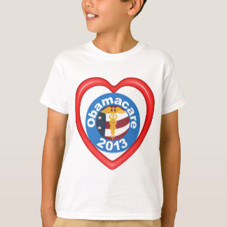 Obamacare Heart Toddlers T-shirt
