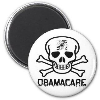 Obamacare Imán Redondo 5 Cm