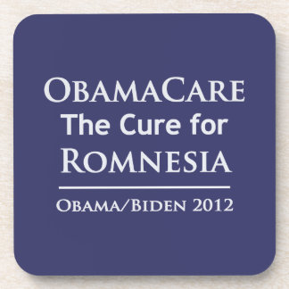 Obamacare is the cure for Romnesia! Coaster