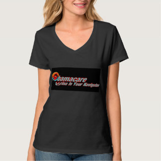 Obamacare - Katrina is your navigator today T-Shirt
