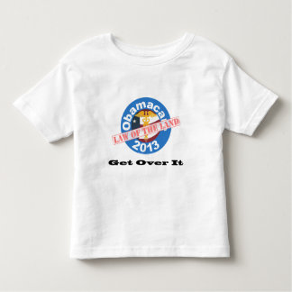 Obamacare Law of the Land Kids T-shirts