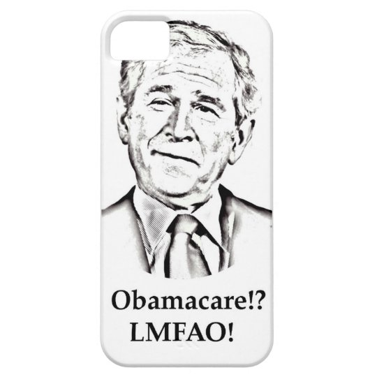 Obamacare LMFAO iPhone SE/5/5s Case