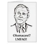 Obamacare LMFAO Tarjeta