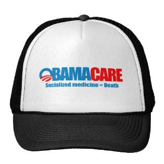 Obamacare - medicina muerte socializadas gorra