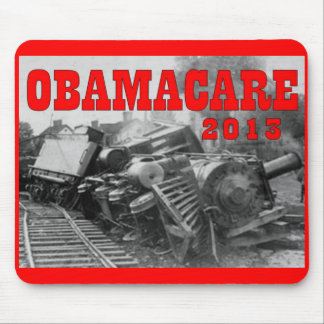 OBAMACARE MOUSE PAD
