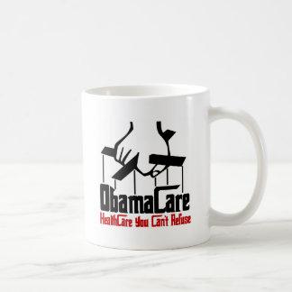 ObamaCare Classic White Coffee Mug