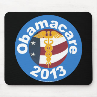 Obamacare Now Mouse Pad