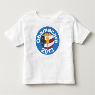 Obamacare Now Toddler T-shirt