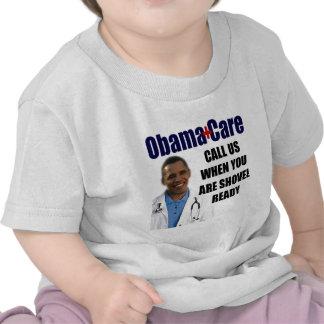 ObamaCare - pala lista Camiseta