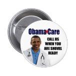 ObamaCare: Pala lista Pin