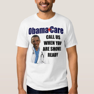 ObamaCare: Pala lista Remeras