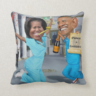 ObamaCare Pillow