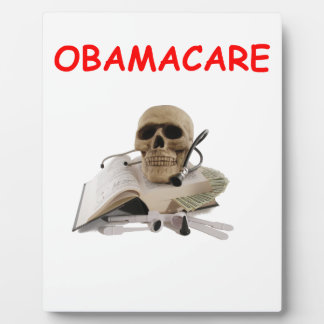 obamacare photo plaques