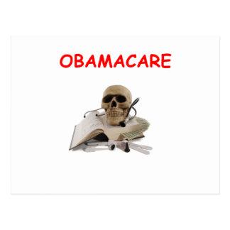 obamacare post cards