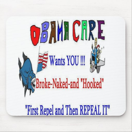 Obamacare rechaza y abroga alfombrilla de ratones