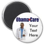 Obamacare Refrigerator Magnet