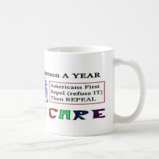 Obamacare Repeal It Coffee Mug