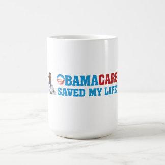 Obamacare Saved My Life! Coffee Mug